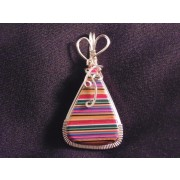 "Fun, Bright, ""Thomsite"" Pendant"