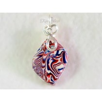 """""""Acid Freedom"""" Pendant (Sterling Silver-filled Wire)"""