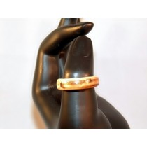 """Burnout"" Thomsite Ring (Size 8 1/2)"