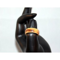 """Burnout"" Thomsite Ring (Size 7)"